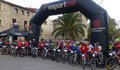 Més de 300 participants a la 'Cérvoles On Bike'