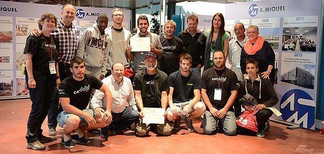 Lies mollerussa guanya el campionat de formaci for Jardineria la noguera