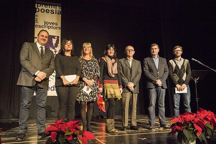 Els guanyadors del Premi de Poesia Joan Duch de Juneda
