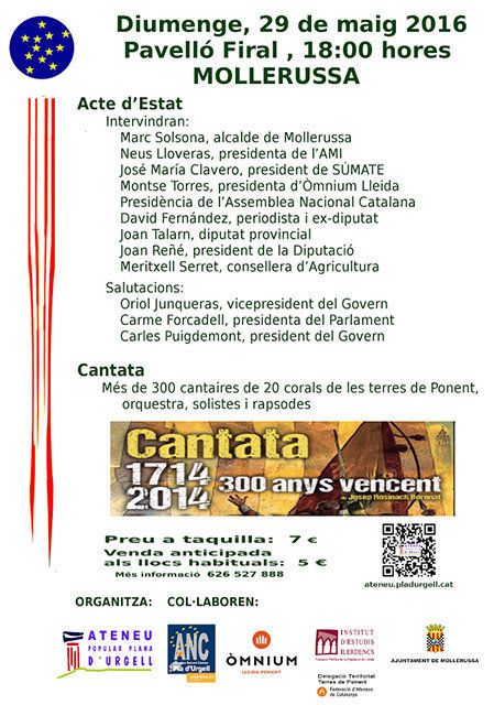 Cartell Cantata