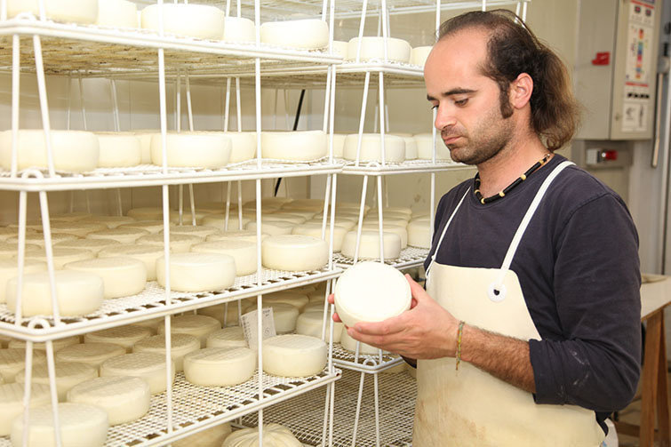 Robert Camps formatges guardonat amb la medalla d'or en el World Cheese Awards