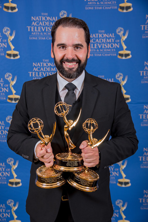 Albert _ Martinez - Emmy 2016