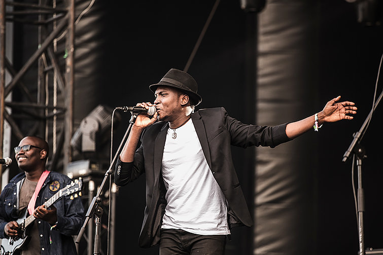 Songhoy Blues Primavera Primavera Sound - Sergio Albert