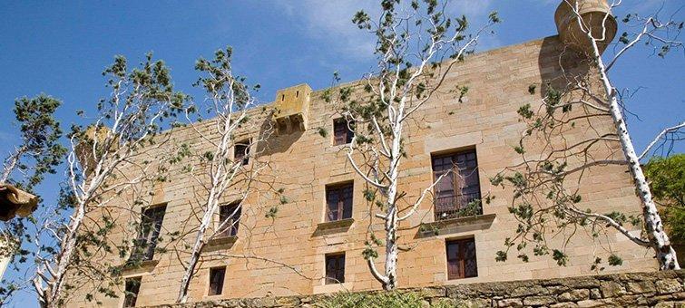 Montclar Castle.