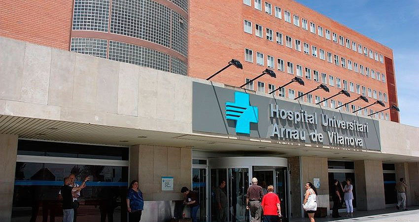Hospital Universitari Arnau de Vilanova de Lleida