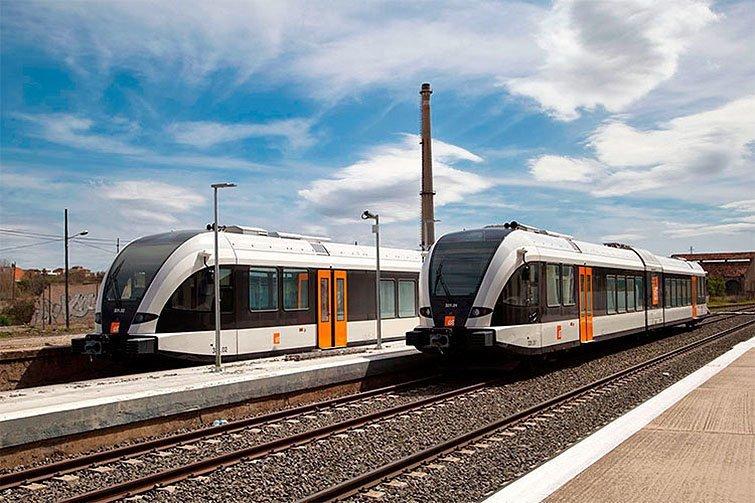 Tren de la Poblan de Segur a  Balaguer 1