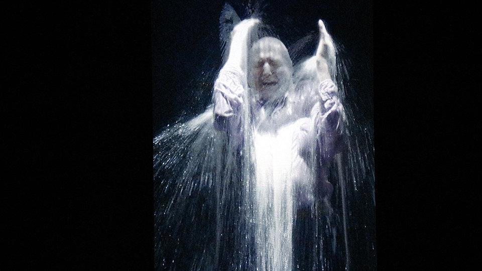 Ocean Without a Shore de Bill Viola