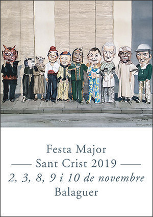 BALAGUER_Festa Major2019